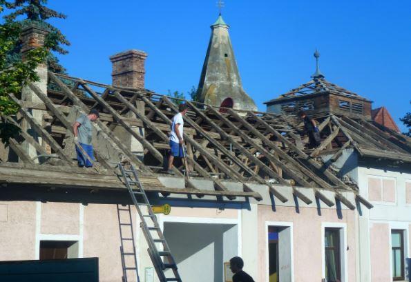 2013 - Dach